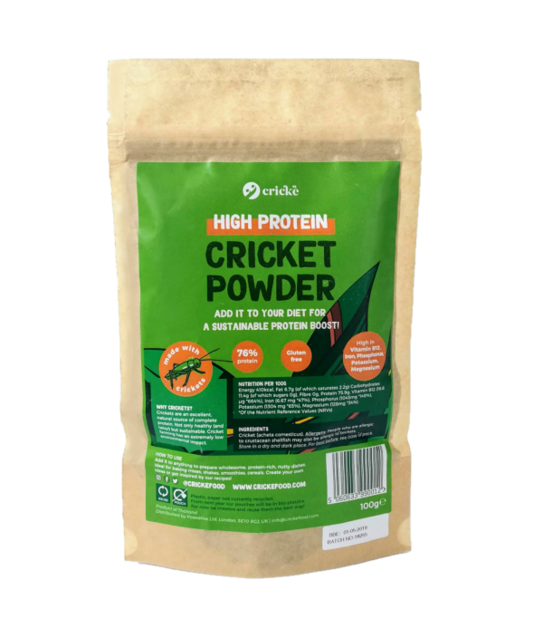 Cricket powds