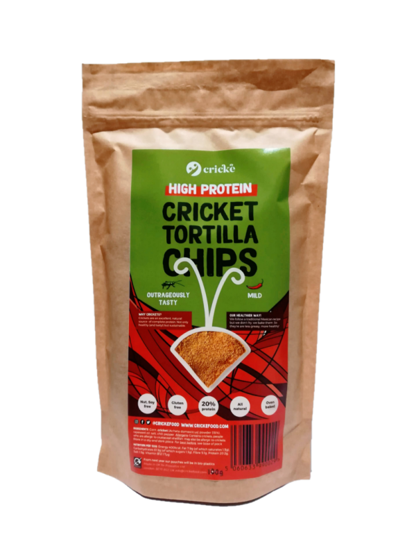 Cricket Tortilla Chips