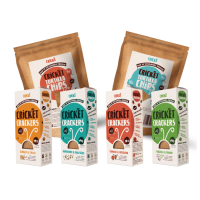 Cricke discovery pack is the perfet way to discover edible insects